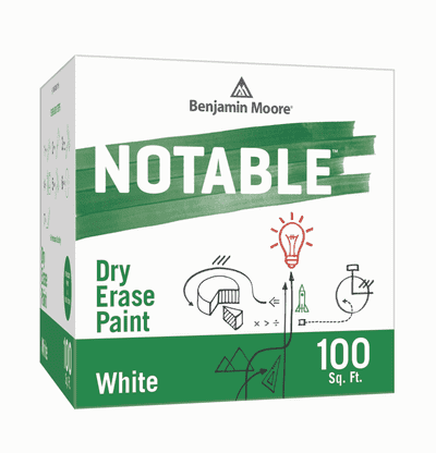Notable® Dry Erase Paint