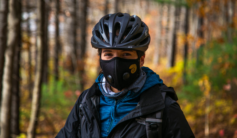 Air Pro Sport Mask for biking and ATV use