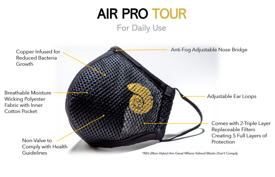 Air Pro Tour Non Logo Miss Dewalt