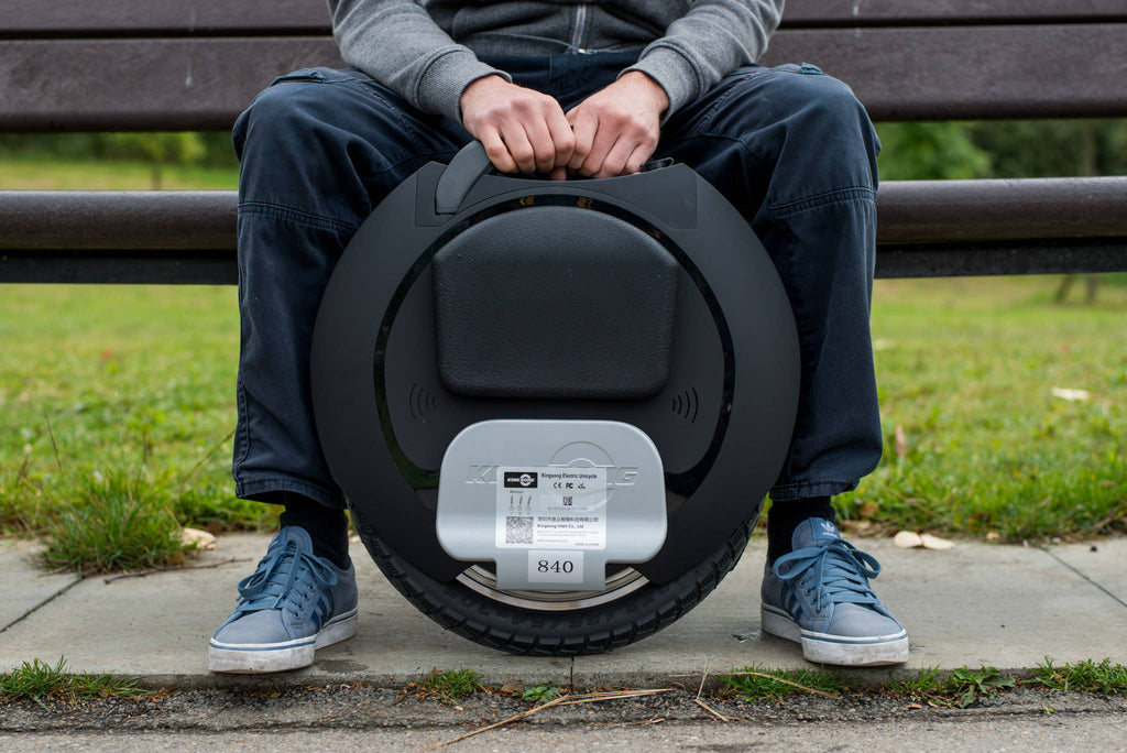 Kingsong KS16S Electric Unicycle Review
