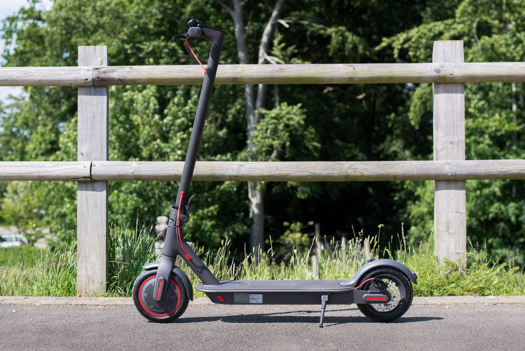What is a foldable electric scooter?