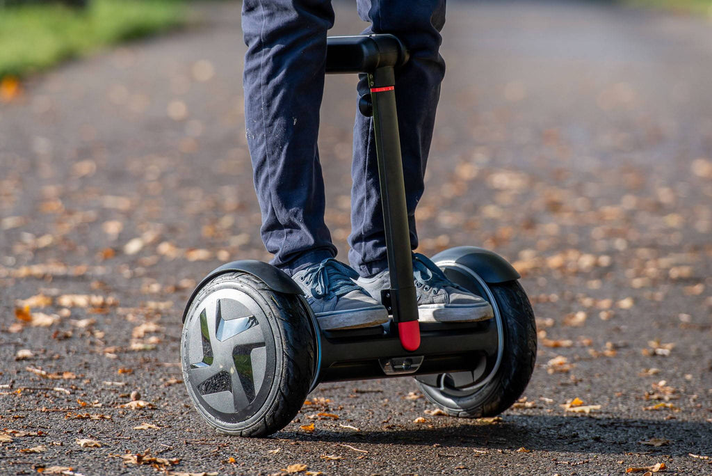 Inmotion E3 Electric Hoverboard Transporter Review