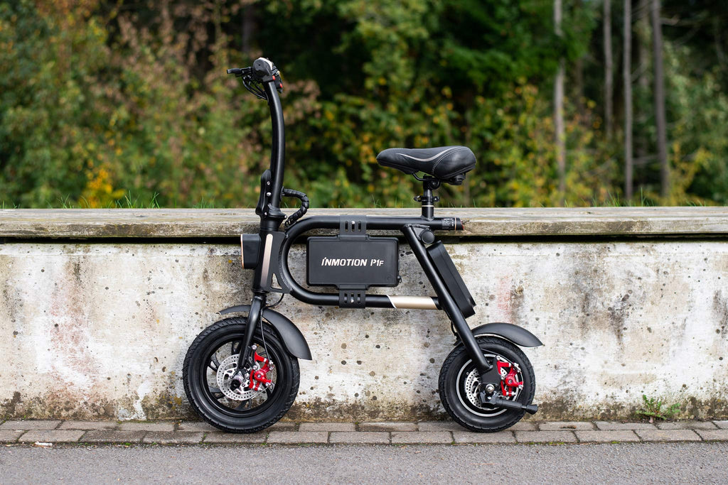 Inmotion P1F Folding hybrid electric scooter review