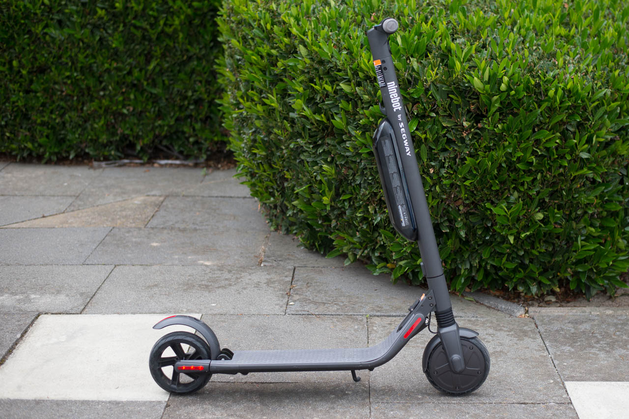 Segway Ninebot Es4 Battery Upgrade Review Electric Scooters Direct