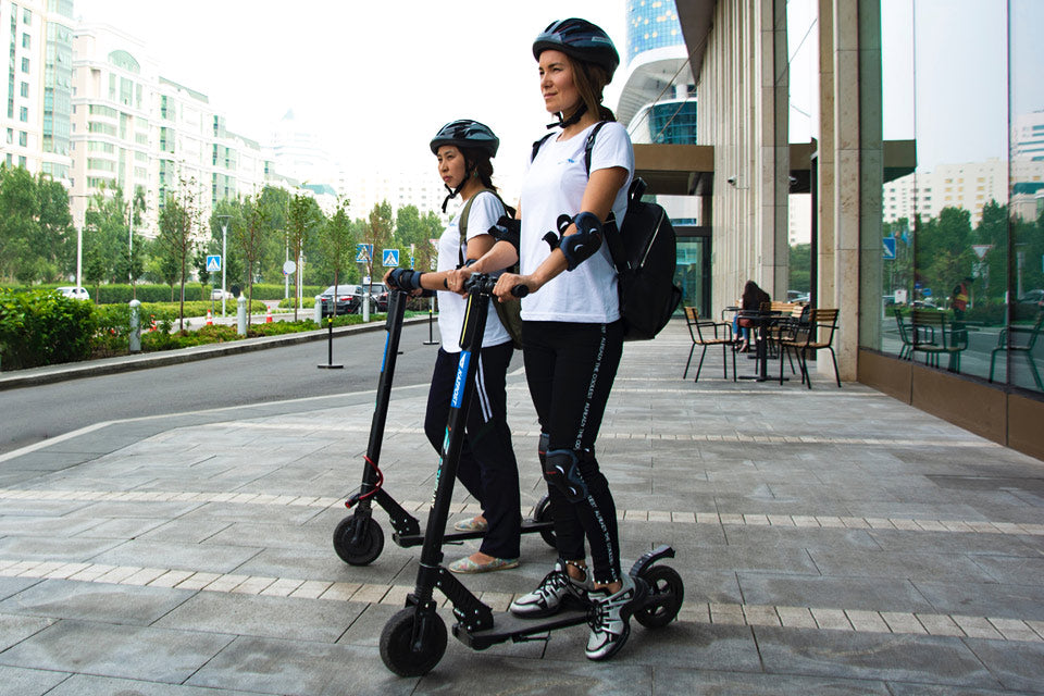 best electric scooter brands kickscooters