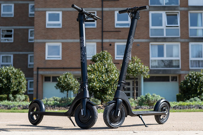 decent one electric scooter