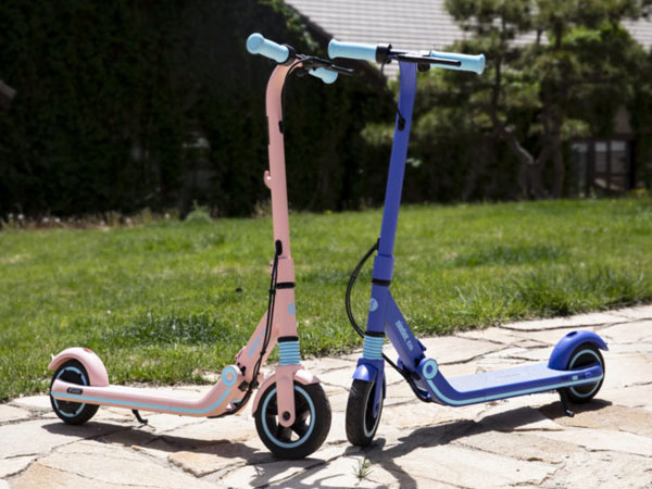 Ninebot E8 Zing electric scooters