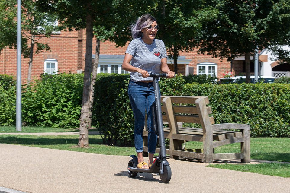 folding electric scooters are ideal for that final mile of your journey