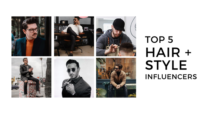 Top 5 Hair and Style Influencers