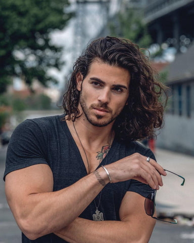 How To Look Professional With Long Hair For Men C H A P T R