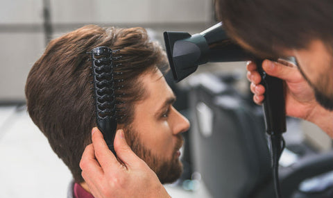 Men\'s Hairstyle Tips – C H A P T R