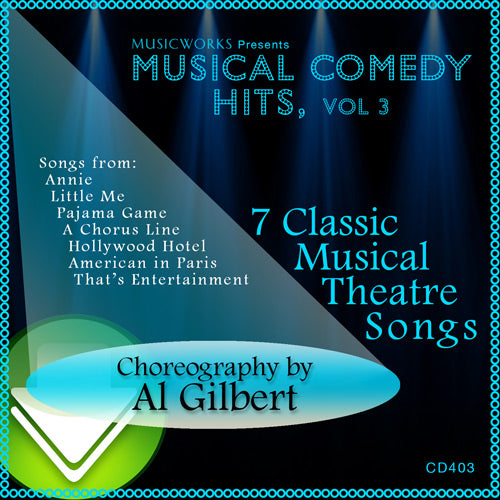 Musical Comedy Hits, Vol. 3 Download
