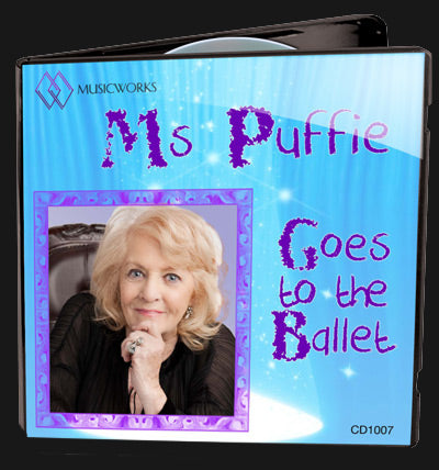 Ms. Puffie Goes To The Ballet