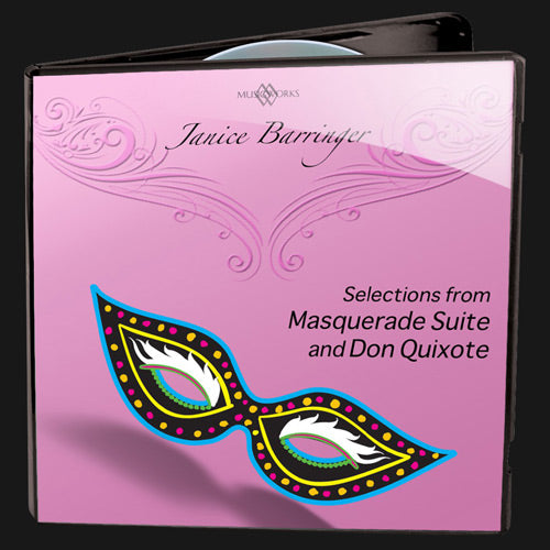Selections from Masquerade Suite and Don Quixote