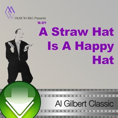 A Straw Hat Is A Happy Hat Download