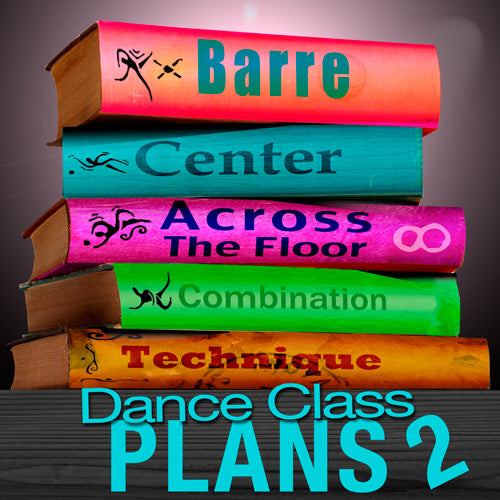 Dance Class Plans, Grd 2 Tap, Month 8