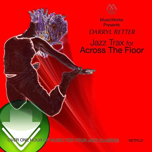 Jazz Trax for Across The Floor Download