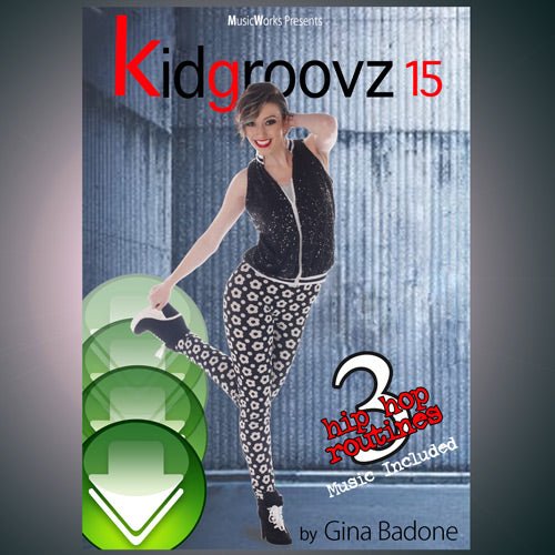 Kidgroovz, Vol. 15 Download