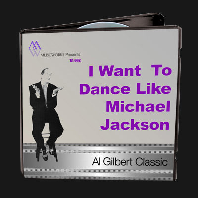 I Want  To Dance Like Michael Jackson