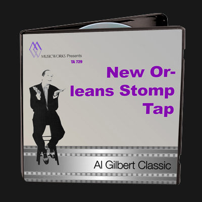 New Orleans Stomp Tap