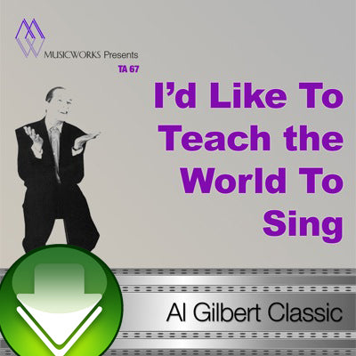 I'd Like To Teach the World To Sing Download