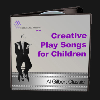 Creative Play Songs for Children, Vol. 2