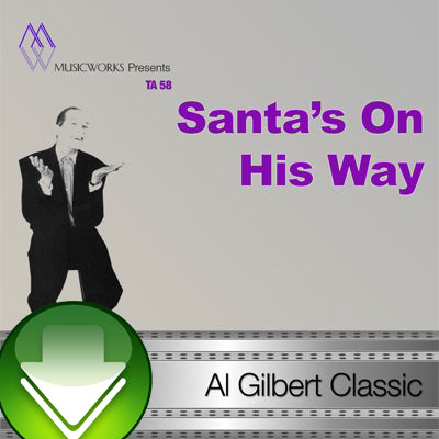 Santa's On His Way Download