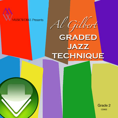 Al Gilbert Jazz Technique, Grade 2  Download