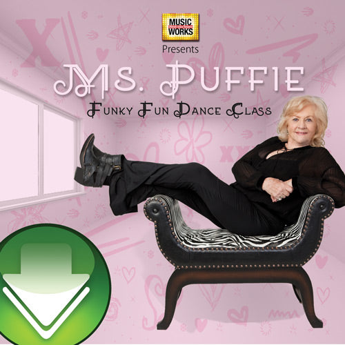 Ms. Puffie Funky Fun Dance Class Download