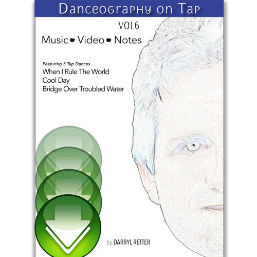 Danceography on Tap, Vol. 6