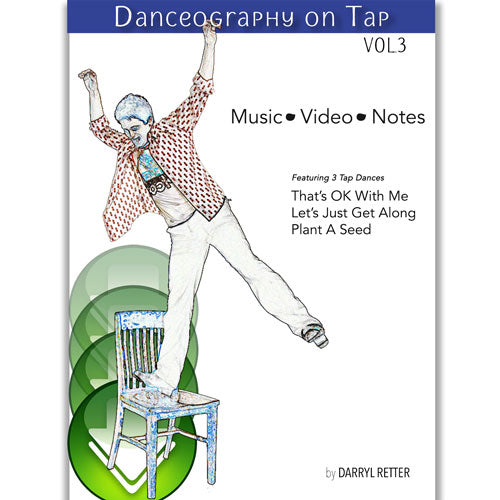 Danceography on Tap, Vol. 3