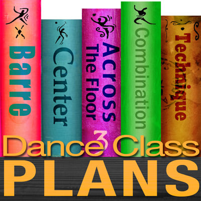 Dance Class Plans, Low Intermediate Lyrical, Month 3