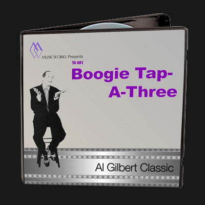 Boogie Tap-A-Three