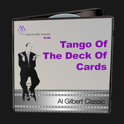 Tango Of The Deck Of Cards