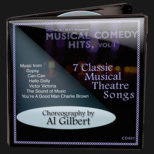 Musical Comedy Hits, Vol 1