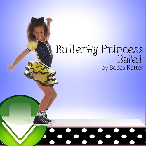 Butterfly Princess Ballet Download