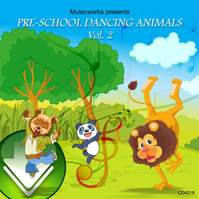 Pre-School Dancing Animals, Vol. 2 Download