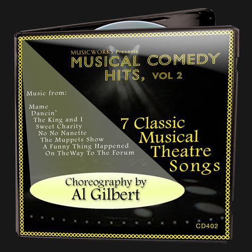Musical Comedy Hits, Vol. 2