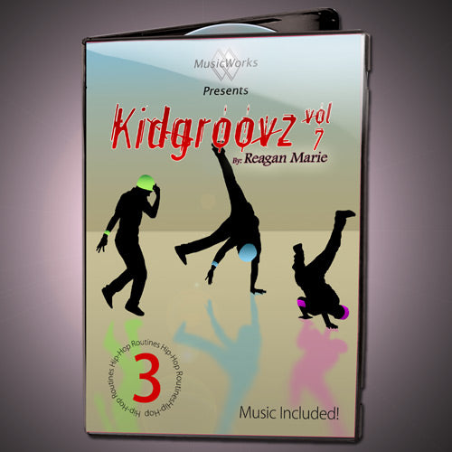 Kidgroovz, Vol. 7