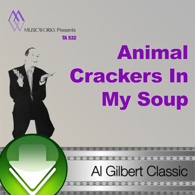 Animal Crackers In My Soup Download