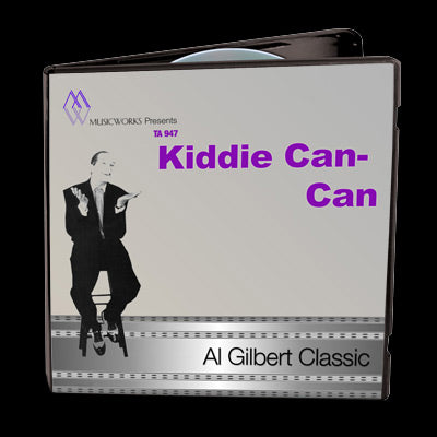 Kiddie Can-Can