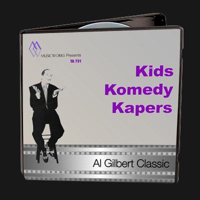 Kids Komedy Kapers