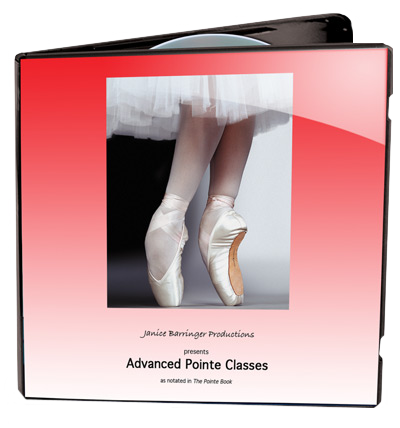 Music to Accompany Advanced Pointe Classes