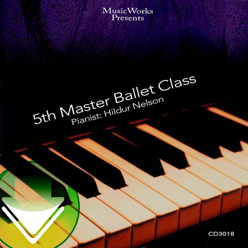 5th Master Ballet Class Download