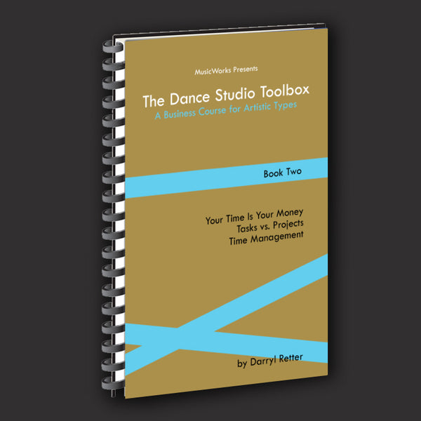 The Dance Studio Toolbox, Book 2