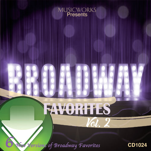 Broadway Favorites, Vol. 2 Download