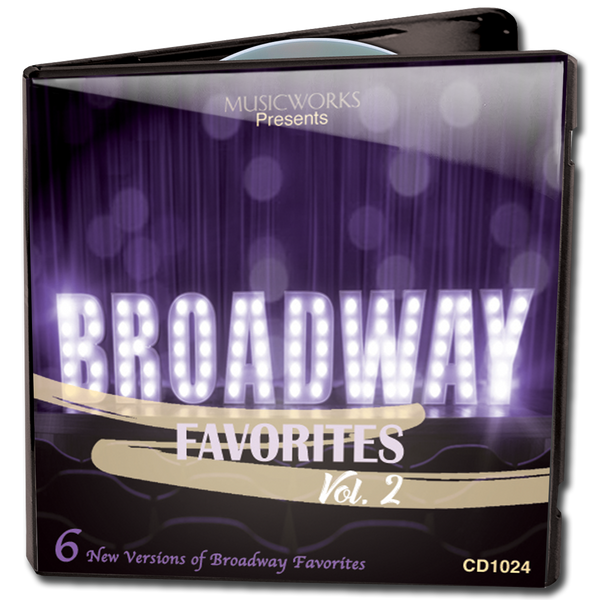 Broadway Favorites, Vol. 2