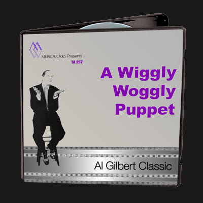 A Wiggly Woggly Puppet