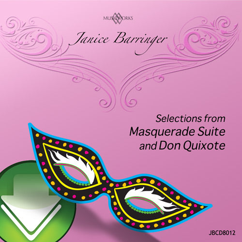 Selections from Masquerade Suite and Don Quixote Download