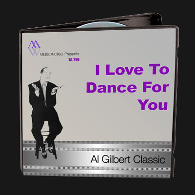 I Love To Dance For You